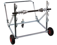 DTP_Drum Trolley with Foot Brake